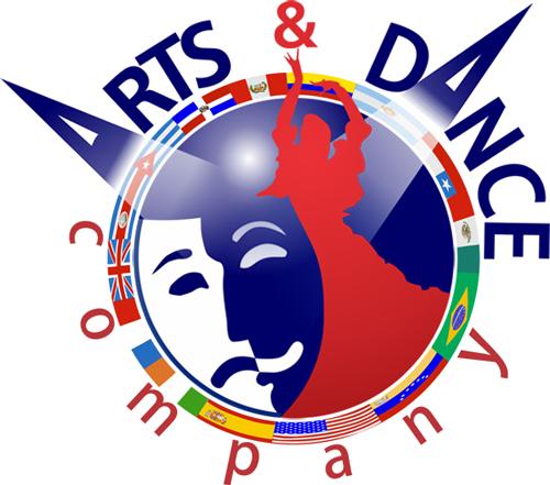 Arts & Dance Company Logo
