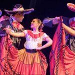 mexican show hispanic flamenco ballet